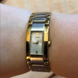 Women's vintage Timex watch